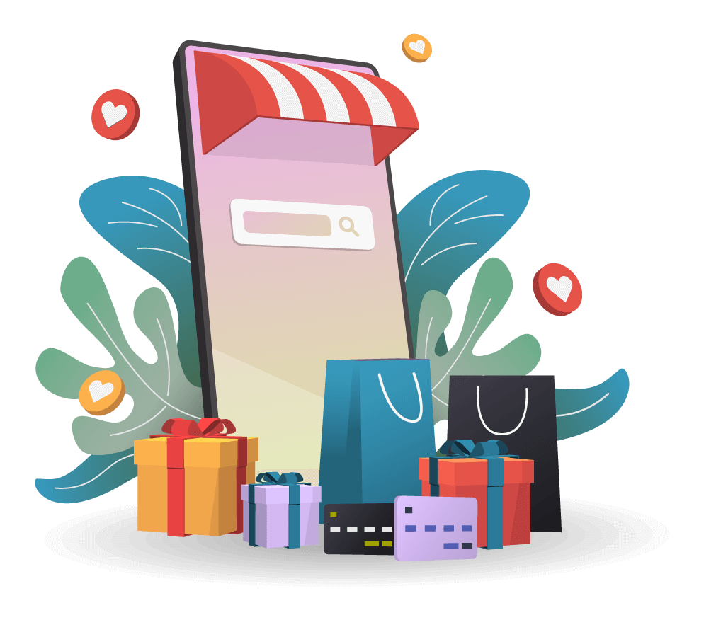 Tienda online - Shopify - WordPress - Vtex